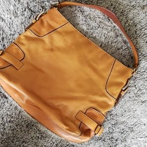 Michael Kors Leather Shoulder Bag Handbag